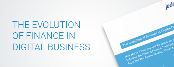 The Evolution of Finance in Digital Business