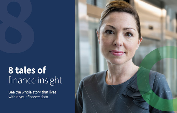 8 Tales of Finance Insight